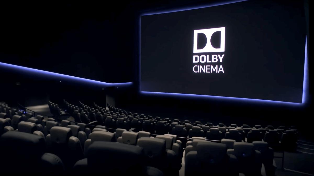خدمات صدای دالبی سینمایی