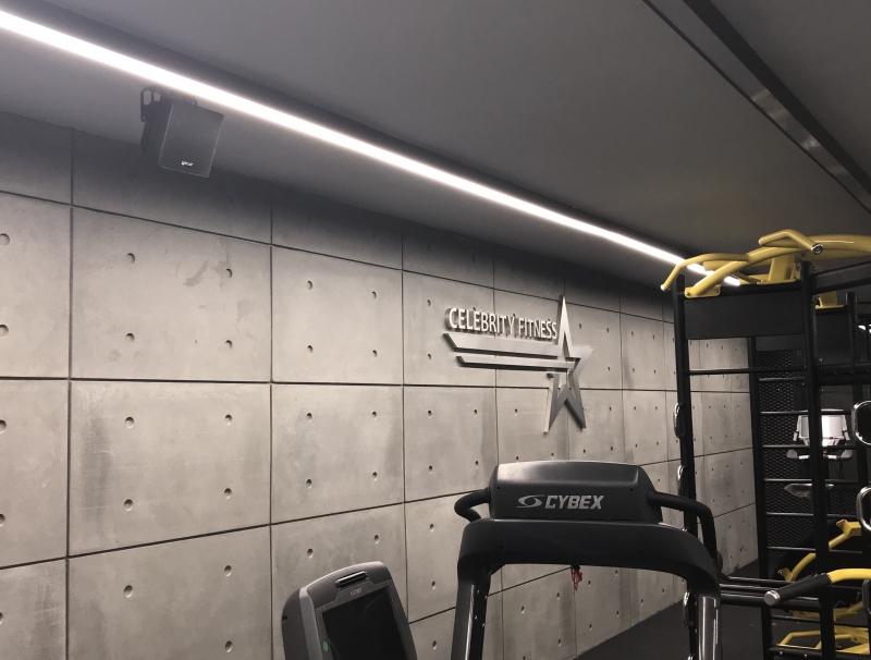 رزومه صوت و تصویرwww.sima-voice.com سیستم صوتی رستوران بلندگو سقفی بلندگوی تو کار