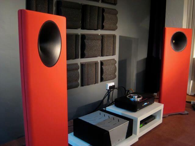 سیما صوت سیستم های های فای خانگی