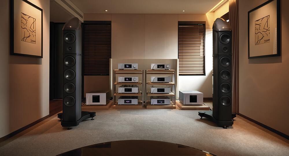 سیستم صوتی تصویری خانگی و هتل